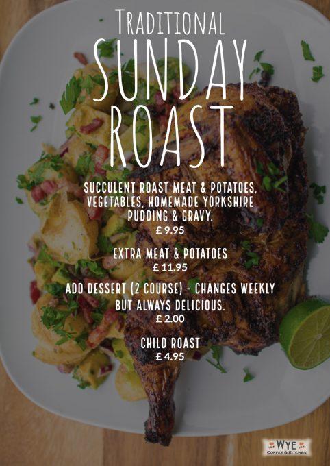 Sunday Roast web